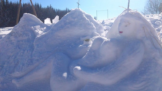tolle Schnee-Events