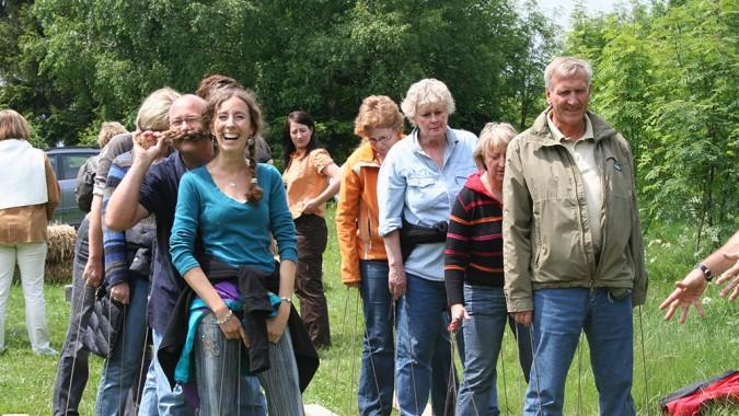 Teamski beim Incentive im Schwarzwald