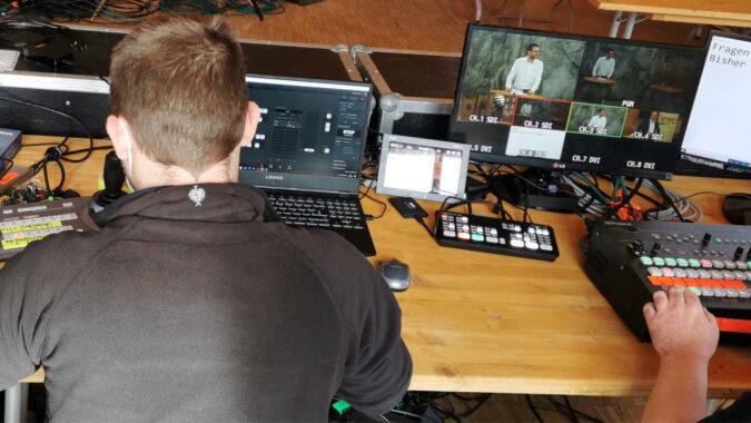Streaming Veranstaltungstechnik