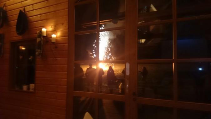 Gemütlicher Winterzauber in der Event-Scheune