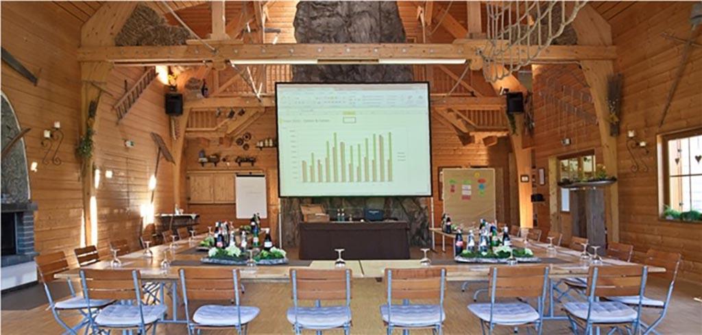 Seminarlocation in Baden-Württemberg