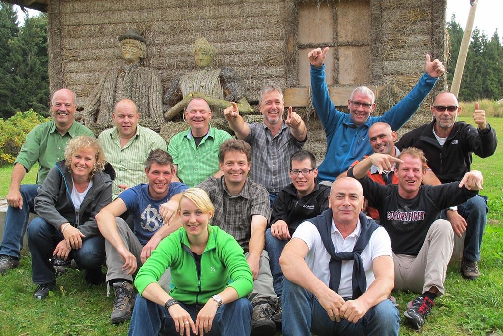 Gruppen-Ausflug Schwarzwald