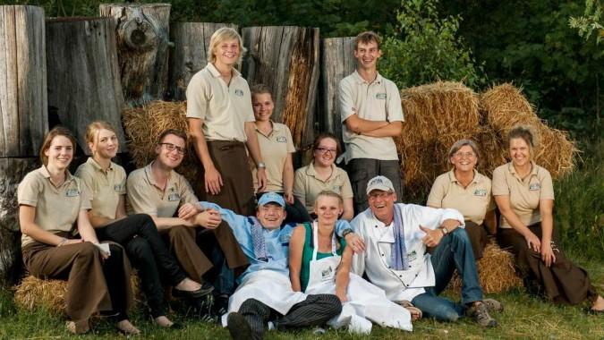 Gruppen-Restaurant im Schwarzwald