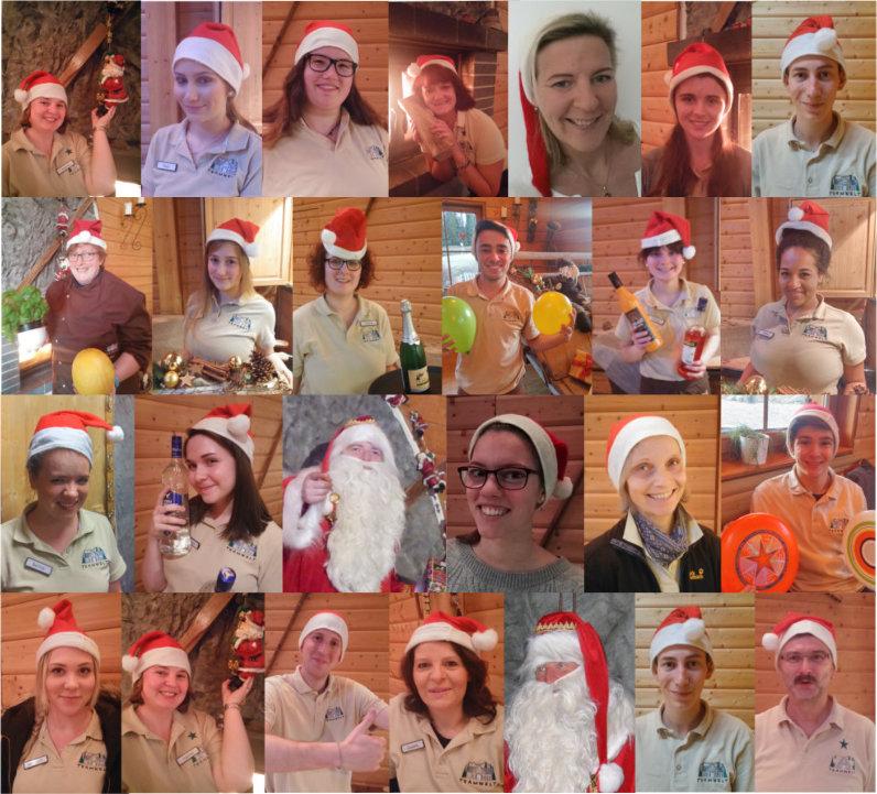 Wir wünschen ein schönes Weihnachtsfest und einen guten Rutsch ins neue Jahr sowie tolle Momente im Jahr 2017