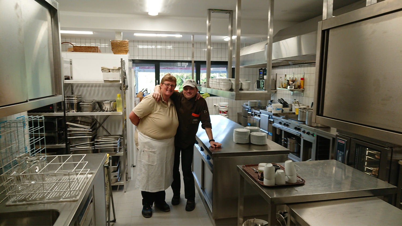 Küchenanbau Teamwelt schwarzwald