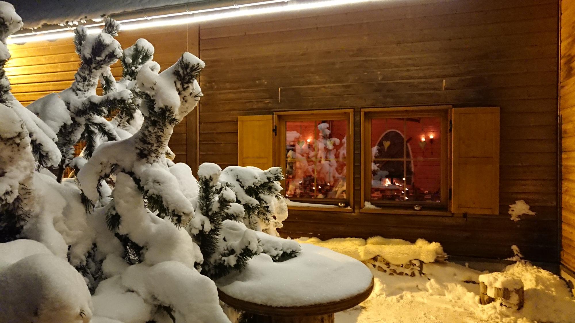 Erlebnisreicher Hüttenabend im Schwarzwald