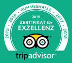 Bewertung Tripadvisor Gewinner Teamwelt