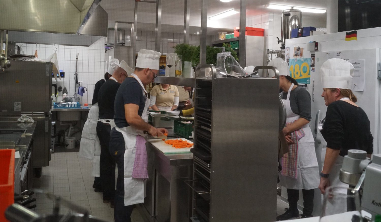 Kochevent im Schwarzwald