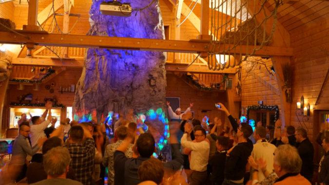 Schwarzwälder Kirschtorte – das Entertainment für Gruppen