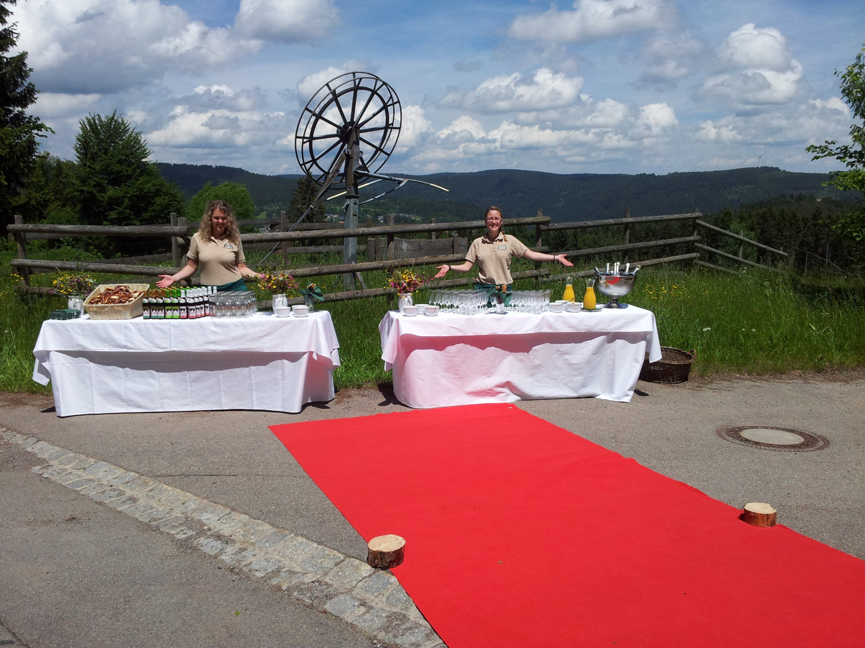 Kick-Off Event im Schwarzwald