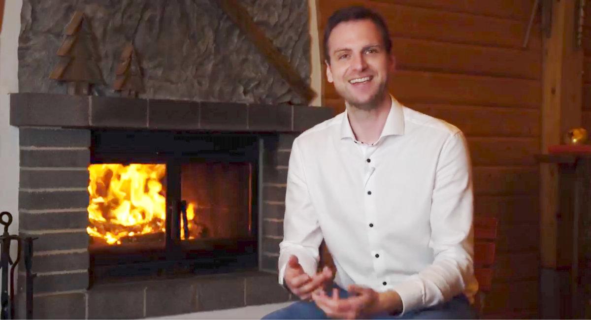 Mathias Clesle dreht Kurzfilme in der Teamwelt
