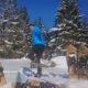 Schneeschuhwanderung – Perfekte Voraussetzungen