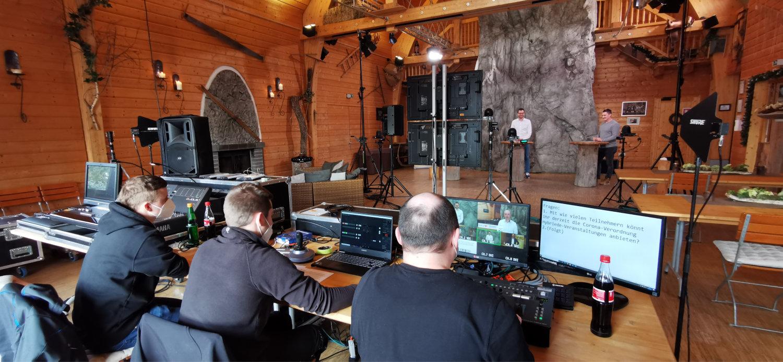 Hybride Events im Schwarzwald