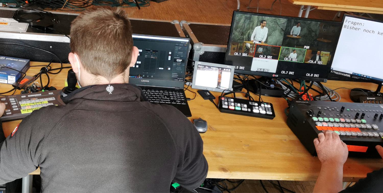 Streaming-Veranstaltung Hochrhein